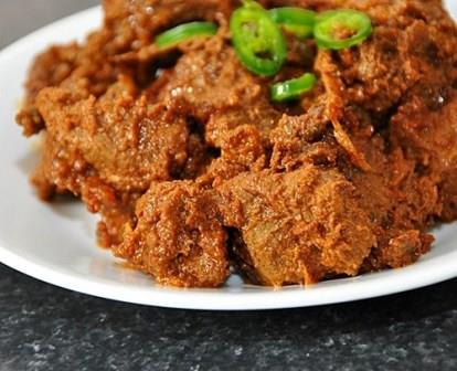 Chicken Rendang Weightloss